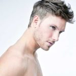 30 Cool Blonde Men Hairstyle